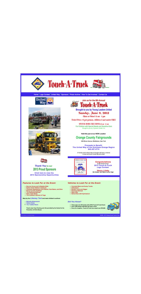 Touch-A-Truck